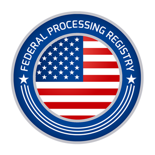 Federal Processing Registry SAM